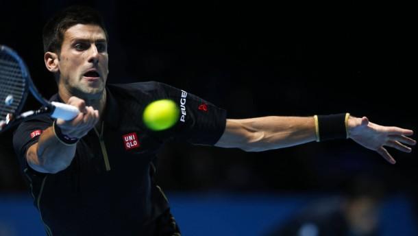 Djokovic startet mit Turbo-Sieg