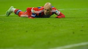 Die Bayern warten weiter auf den ersten Sieg