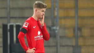 Hertha bleibt weiter im Abstiegskampf