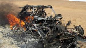 Pech für Schlesser: Buggy in Brand