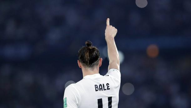 Bale schießt Real Madrid ins Finale