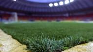 WM der Fußball-Frauen auf Kunstrasen