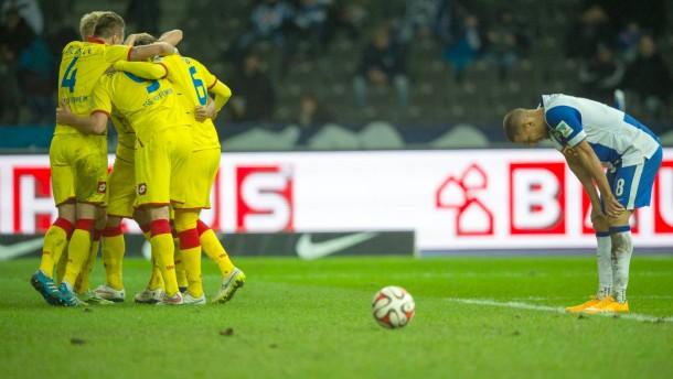 Hoffenheim nimmt die Hertha auseinander
