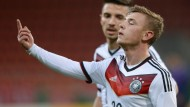 Deutsche U21 besteht EM-Test