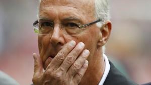 Beckenbauer, der gefallene Libero