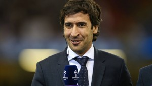 Raul wird Trainer bei Real Madrid