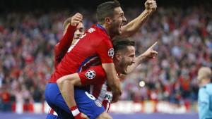 Bayern lässt sich von Atlético abkochen