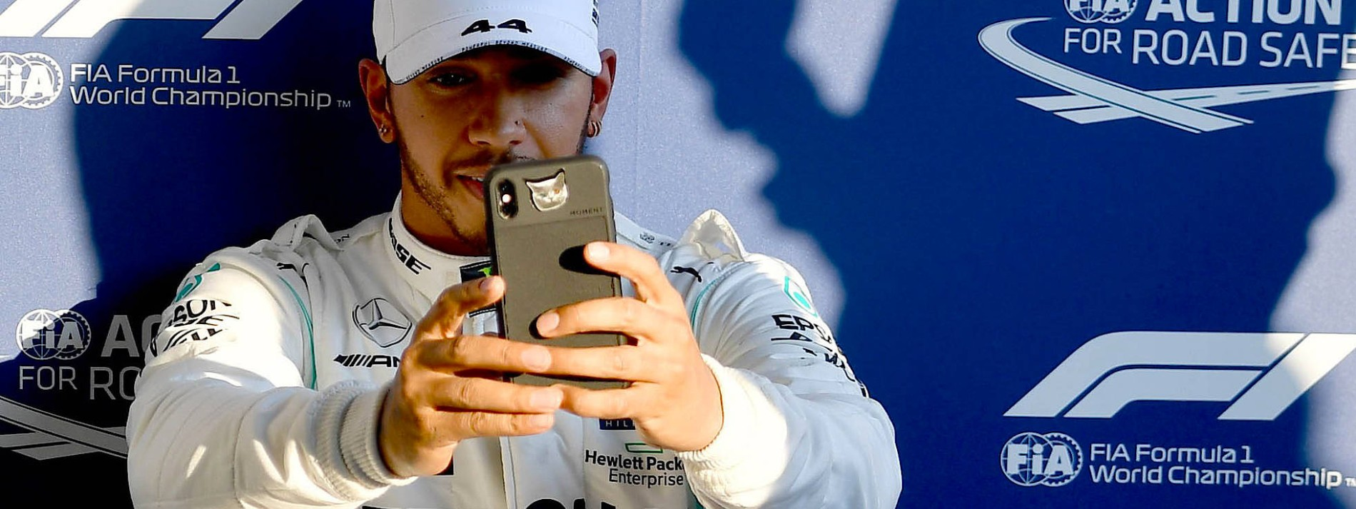 Hamilton hält Vettel auch im neuen Jahr auf Abstand