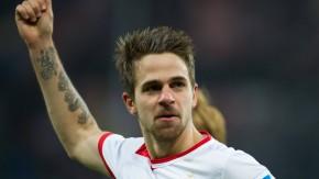 Harnik trifft früh für den VfB, der erstmals in diesem Jahr gewinnt