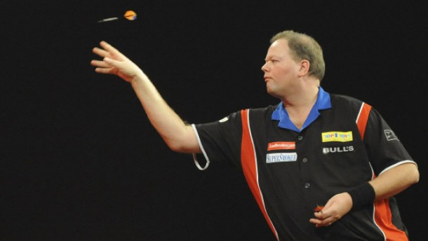 Darts-WM Finale - Raymond van Barneveld