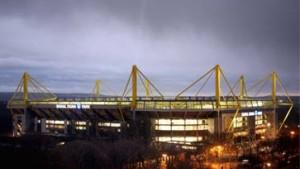 Dämmerung über Dortmund