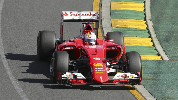 Hoffnung  Ferrari