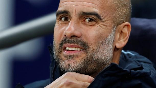 Guardiola zieht mit Manchester an Klopp vorbei
