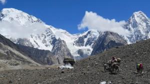 Fingerloser Bergsteiger wohl auf Broad Peak in Pakistan verunglückt