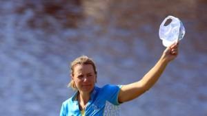 Die weibliche Tiger Woods