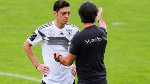 """""""Ich halte weiter zum DFB-Team"""""""