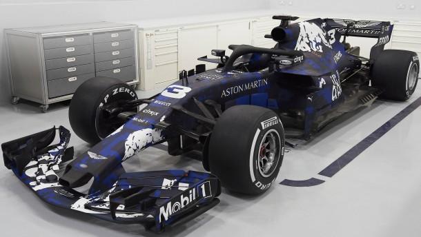 Red Bull will zurück an die Spitze