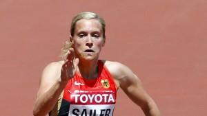 Das Gesicht des deutschen Sprints