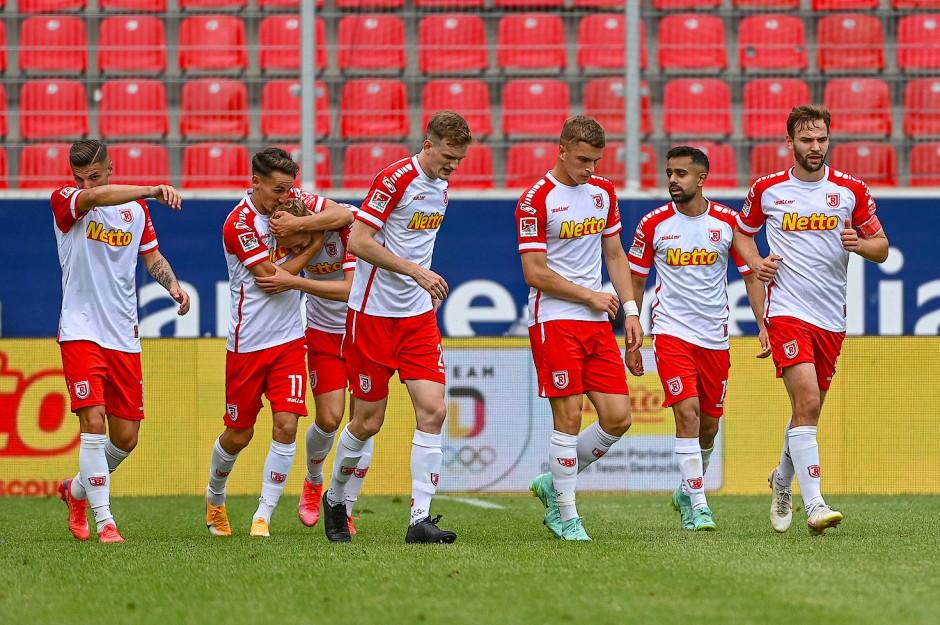 Jahn Regensburg legte einen erfolgreichen Saisonstart hin.