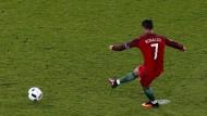 Ronaldos Fehlschüsse im Video