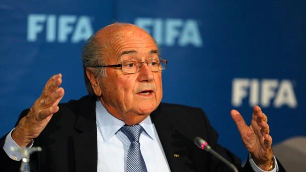 Fifa-Exekutive will Garcia-Bericht freigeben