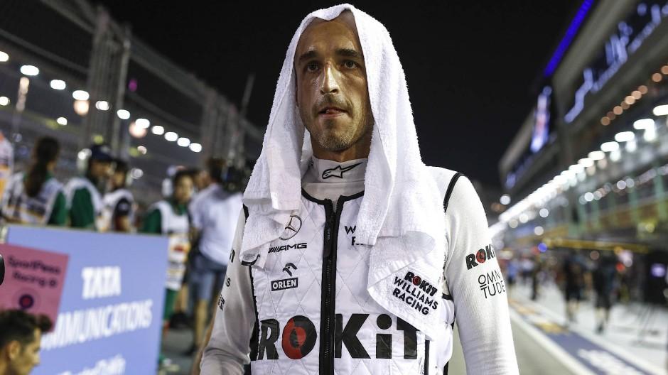 Abschiedsfahrt in der Formel 1: nach diesem Wochenende ist Schluss