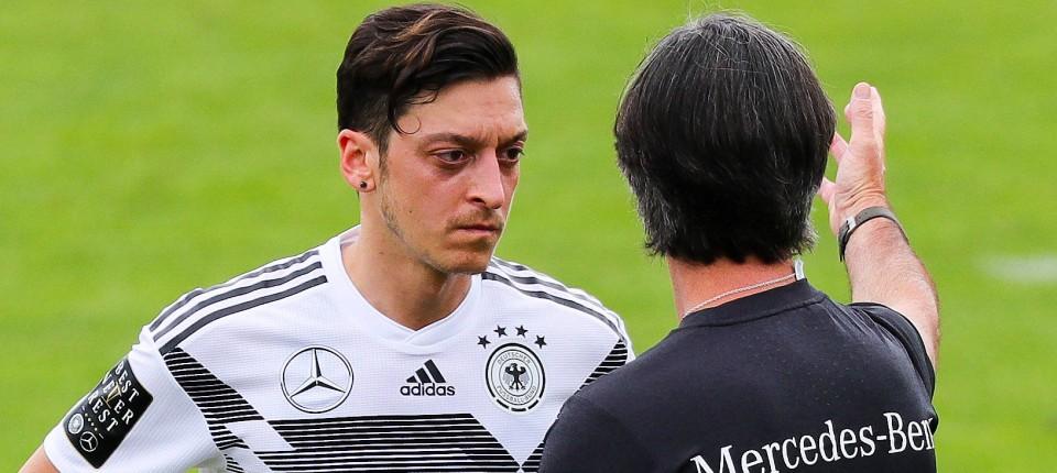 Jogi Löw Durfte Mesut özil Beim Fc Arsenal Nicht Treffen