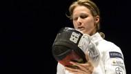 Britta Heidemann, IOC-Mitglied und ehemalige Fechterin, bringt ihr Urteil bei PotAS ein.
