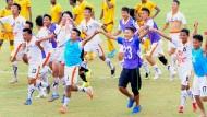 Historischer Sieg für Bhutan