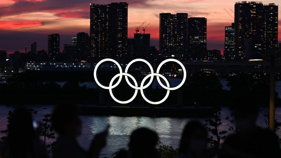 Die Ringe im Zeichen der Pandemie: In Tokio fanden besondere Spiele statt.