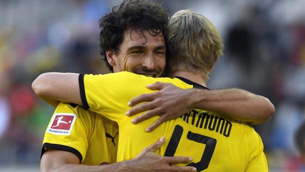Neues Spielerbündnis um Mats Hummels