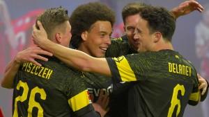 Dortmund macht völlig unbeeindruckt weiter