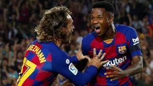 Dieses Wunderkind begeistert Barcelona