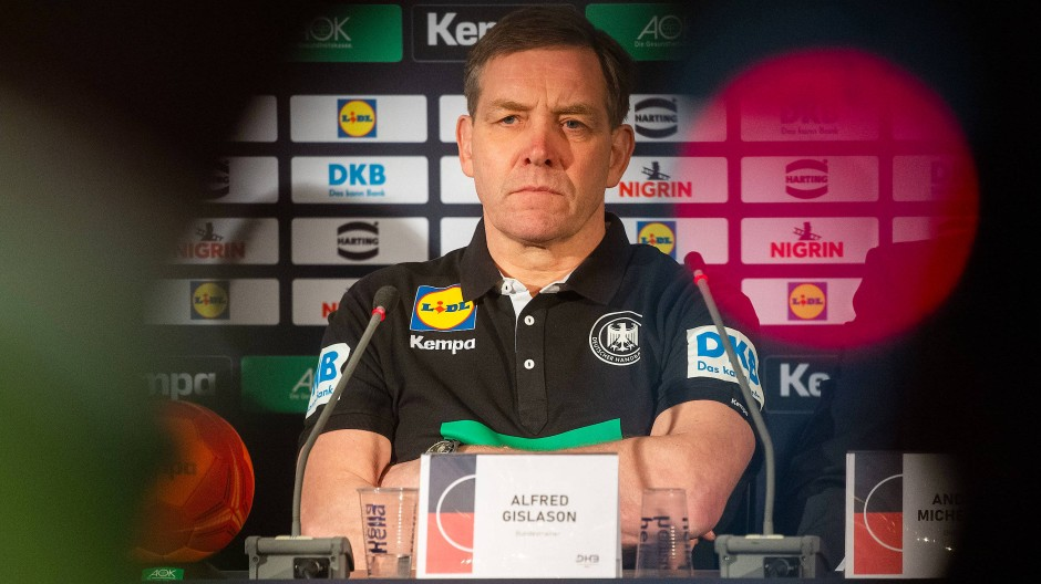 Führt nun die Geschicke der deutschen Handball-Nationalmannschaft: Alfred Gislason