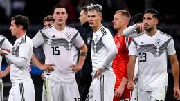 Das nimmt das DFB-Team aus dem 2:2 mit