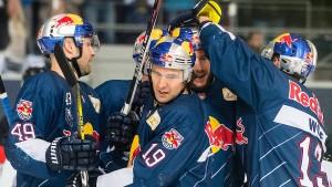 München bleibt Nummer eins im Eishockey