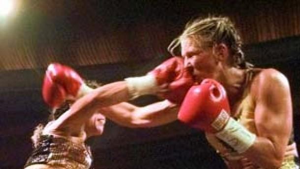 Tod einer Boxerin