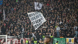 Eintracht-Fan erhält Schmerzensgeld