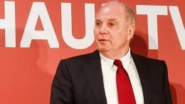"""Hoeneß' Abschied von """"Krakeelern beschädigt"""""""