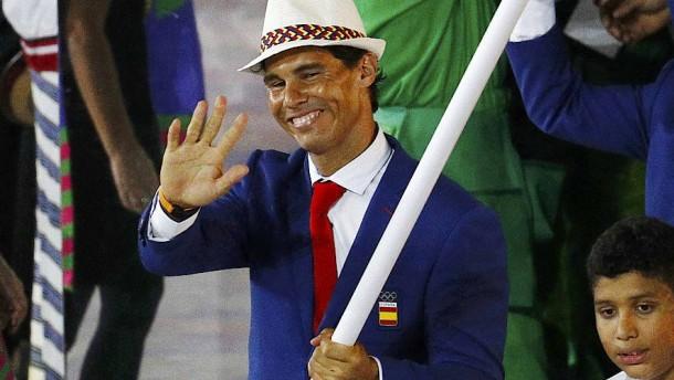 Nadal hofft auf noch eine Hauptrolle