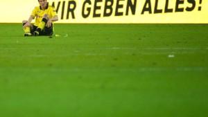 Später Schreck in Dortmund