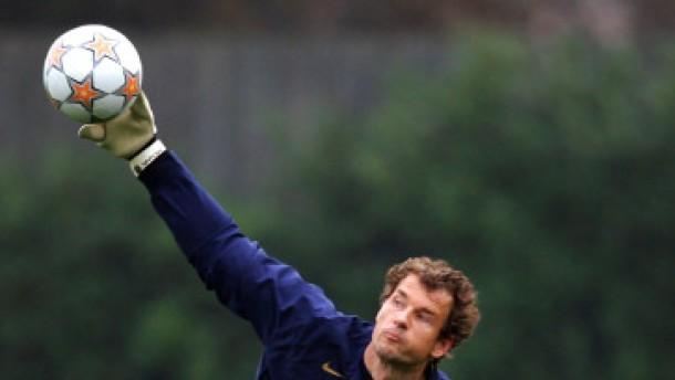 Lehmann kehrt ins Arsenal-Tor zurück