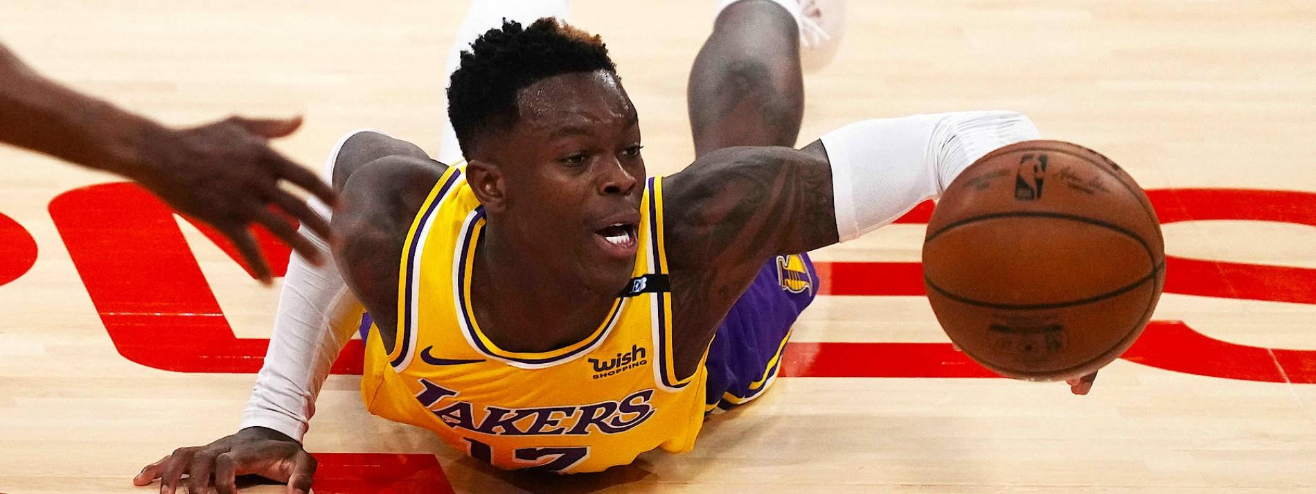 Misslungenes Experiment bei den Lakers