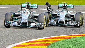 Dieses Duell kann Mercedes den Titel kosten