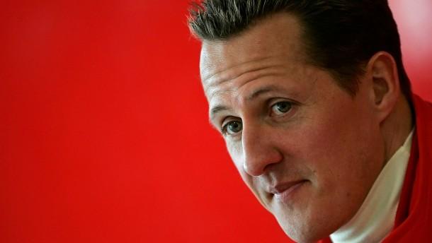 Spur zum Dieb von Schumachers Krankenakte