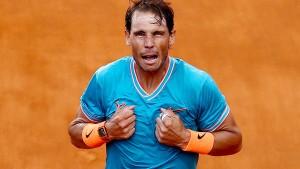 Nadal ist wieder der Sandplatzkönig