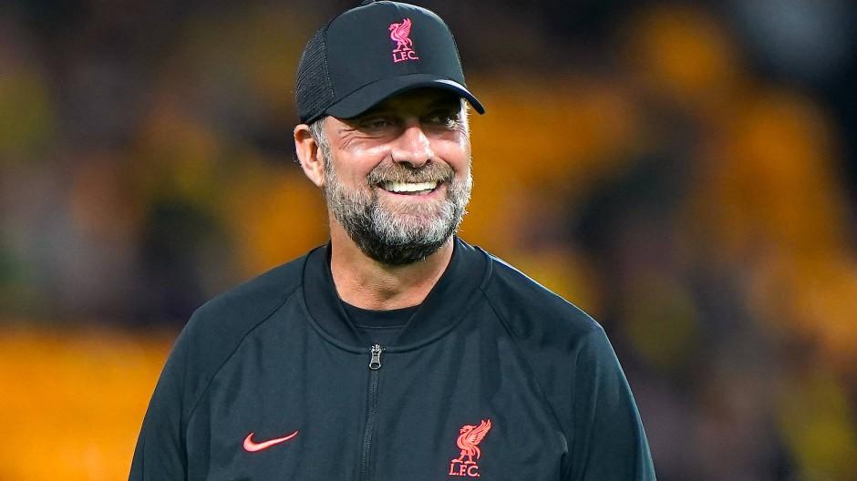 Ab in die nächste Runde: Jürgen Klopp und der FC Liverpool