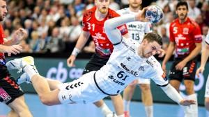 Eindrucksvoller Erfolg macht THW Kiel zum Gruppensieger