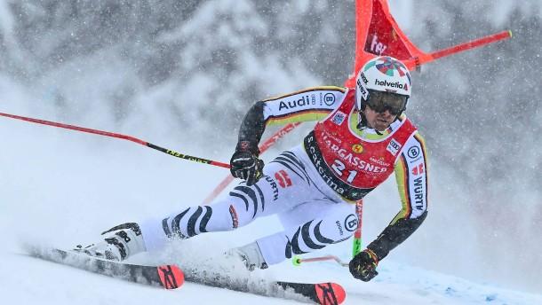 Keine Top Ten für Ski-Asse