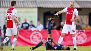 Holland spielt Deutschland an die Wand